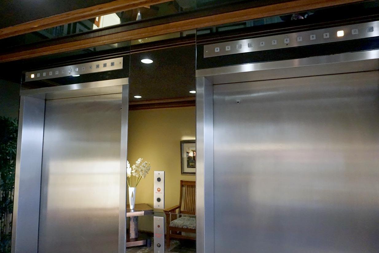 Evergreen Elevator