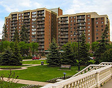 Evergreen Estates Calgary Downtown Apartments