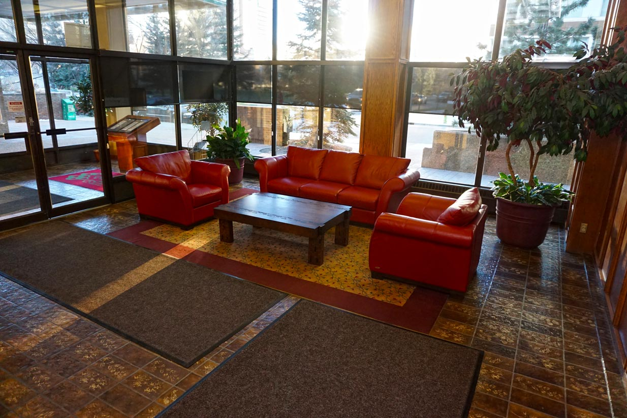 Evergreen Main Foyer