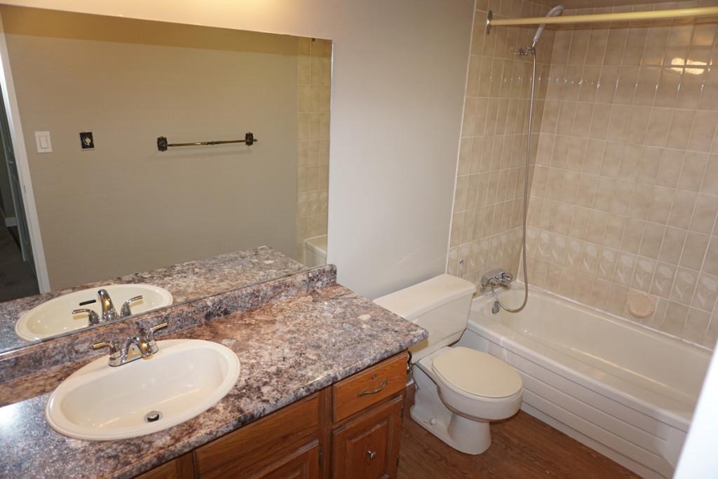 Renovated A Bathroom