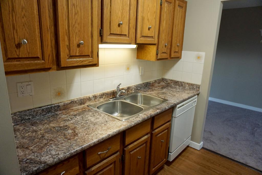 Renovated A Kitchen
