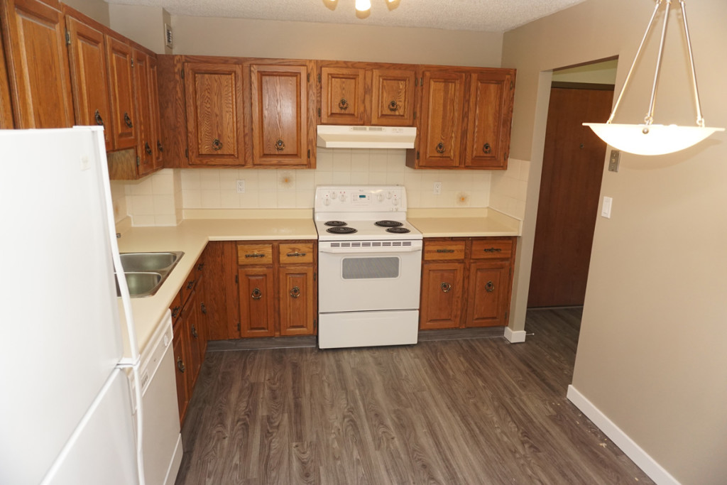 Renovated A Unit Kitchen