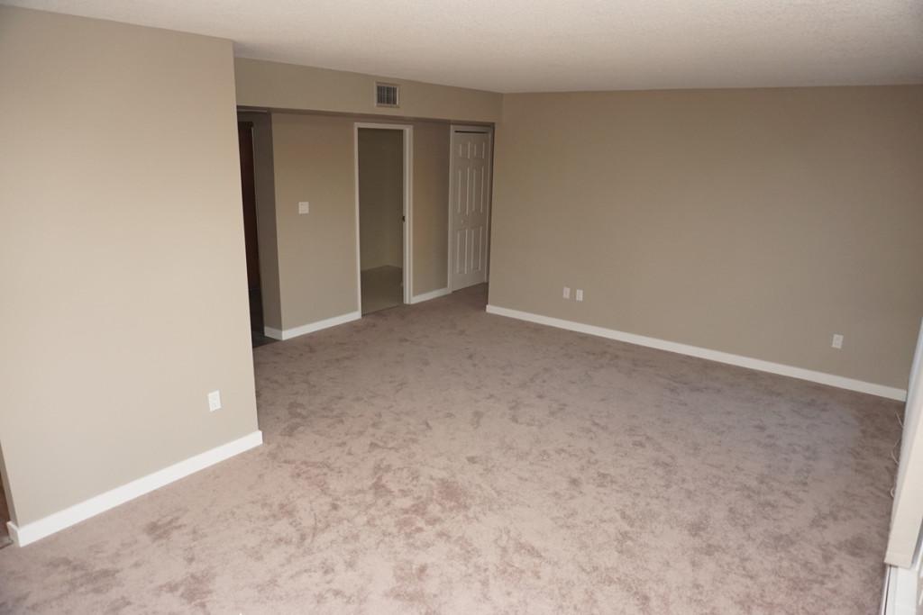 Renovated B Living Room Reverse View