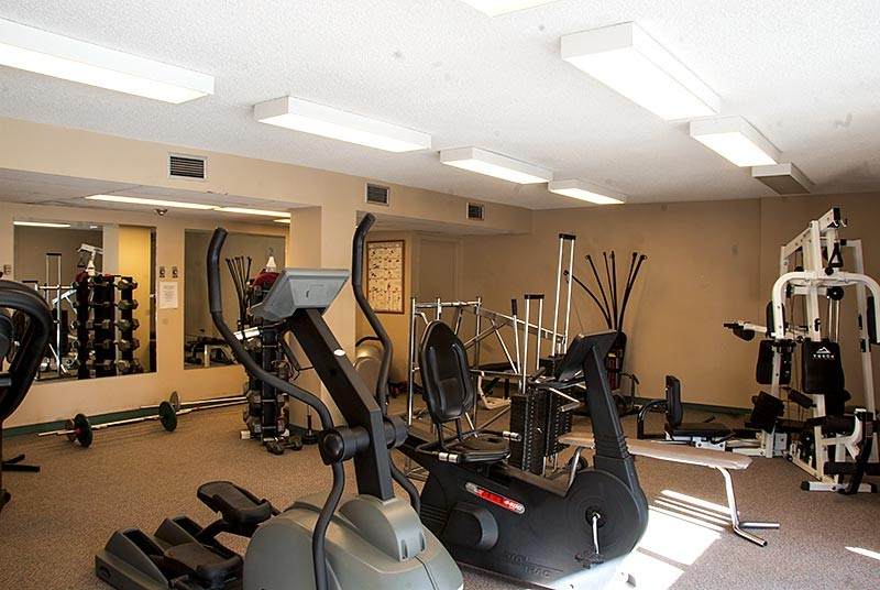Evergreen Estates Fitness Room
