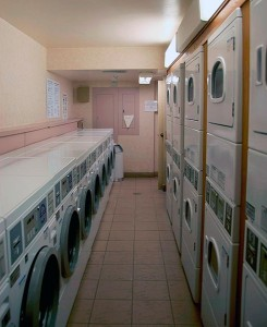 Evergreen Estates Laundry Facilities
